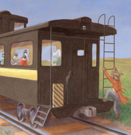 Escaping the Orient-Express