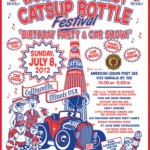 Largest Catsup Bottle Festival